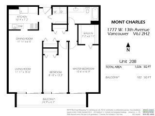 "Photo 19: 208 1777 W 13TH Avenue in Vancouver: Fairview VW Condo for sale in ""Mount Charles"" (Vancouver West)  : MLS®# R2341355"