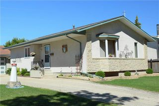 Photo 1: 115 Quincy Bay in Winnipeg: Waverley Heights Residential for sale (1L)  : MLS®# 1900847