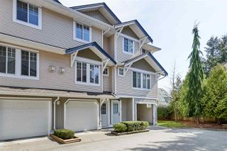 """Main Photo: 34 6533 121 Street in Surrey: West Newton Townhouse for sale in """"Stonebriar"""" : MLS®# R2351824"""