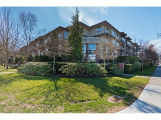 "Photo 1: 406 1787 154 Street in Surrey: King George Corridor Condo for sale in ""MADISON"" (South Surrey White Rock)  : MLS®# R2352235"