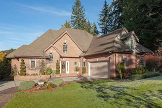 Main Photo: 91 STRONG Road: Anmore House for sale (Port Moody)  : MLS®# R2354420
