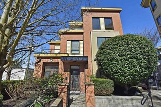 """Photo 1: 1851 STAINSBURY Avenue in Vancouver: Victoria VE Townhouse for sale in """"THE WORKS"""" (Vancouver East)  : MLS®# R2354998"""