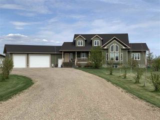 Main Photo: 55227 Range Road 252: Rural Sturgeon County House for sale : MLS®# E4157772