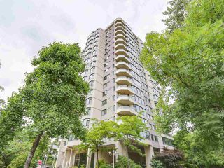 """Photo 1: 402 7321 HALIFAX Street in Burnaby: Simon Fraser Univer. Condo for sale in """"THE AMBASSADOR"""" (Burnaby North)  : MLS®# R2377106"""