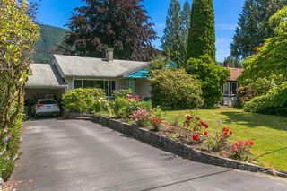 Photo 1: 1056 RUTHINA Avenue in North Vancouver: Canyon Heights NV House for sale : MLS®# R2381585