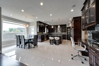 Photo 8: 443 WINDERMERE Road in Edmonton: Zone 56 House for sale : MLS®# E4164395