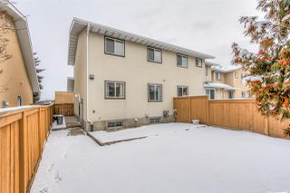 Photo 45: 16214 109 Street in Edmonton: Zone 27 House Half Duplex for sale : MLS®# E4181966