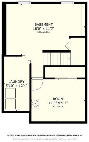 Photo 50: 16214 109 Street in Edmonton: Zone 27 House Half Duplex for sale : MLS®# E4181966