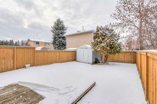 Photo 43: 16214 109 Street in Edmonton: Zone 27 House Half Duplex for sale : MLS®# E4181966