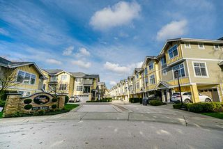 """Photo 1: 10 17171 2B Avenue in Surrey: Pacific Douglas Townhouse for sale in """"Augusta"""" (South Surrey White Rock)  : MLS®# R2428190"""