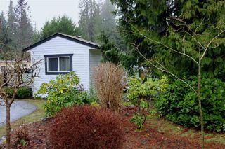 Photo 2: 2 1123 FLUME Road: Roberts Creek Manufactured Home for sale (Sunshine Coast)  : MLS®# R2434459
