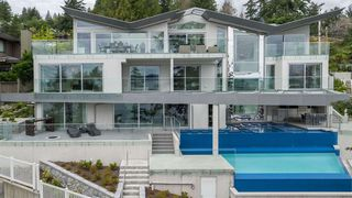 Photo 3: 4580 MARINE Drive in West Vancouver: Olde Caulfeild House for sale : MLS®# R2461690
