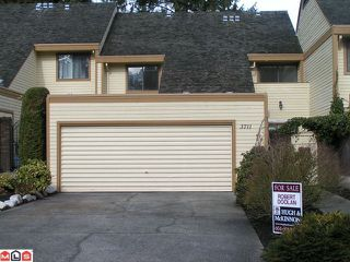 Photo 2: 3711 NICO WYND Drive in Surrey: Elgin Chantrell Townhouse for sale (South Surrey White Rock)  : MLS®# F1105322