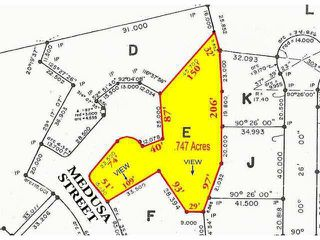 """Main Photo: LOT E MEDUSA STREET in Sechelt: Sechelt District Land for sale in """"MEDUSA"""" (Sunshine Coast)  : MLS®# V905840"""
