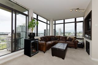 "Photo 5: 1404 2345 MADISON Avenue in Burnaby: Brentwood Park Condo for sale in ""OMA"" (Burnaby North)  : MLS®# V922548"