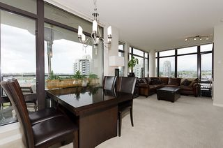 "Photo 12: 1404 2345 MADISON Avenue in Burnaby: Brentwood Park Condo for sale in ""OMA"" (Burnaby North)  : MLS®# V922548"