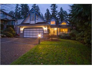 Photo 1: 13 PARKGLEN Place in Port Moody: Heritage Mountain House for sale : MLS®# V925884