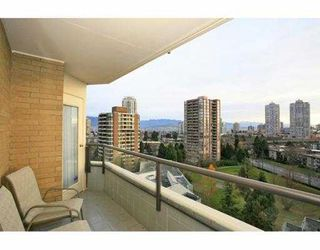 "Photo 9: # 1202 6282 KATHLEEN AV in Burnaby: Metrotown Condo for sale in ""THE EMPRESS"" (Burnaby South)  : MLS®# V925267"