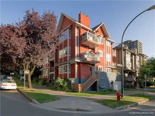 Photo 1: 102 1388 Haro Street in Vancouver: Condo for sale : MLS®# V967312