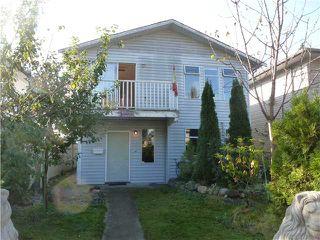 "Photo 1: 1868 SALISBURY Avenue in Port Coquitlam: Glenwood PQ House for sale in ""GLENWOOD"" : MLS®# V1031501"