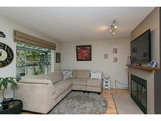 "Photo 2: # 27 2736 ATLIN PL in Coquitlam: Coquitlam East Townhouse for sale in ""CEDAR GREEN"" : MLS®# V1034777"