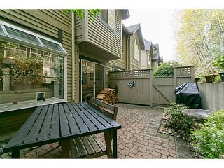 "Photo 20: # 27 2736 ATLIN PL in Coquitlam: Coquitlam East Townhouse for sale in ""CEDAR GREEN"" : MLS®# V1034777"