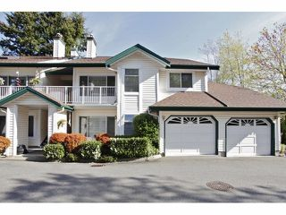 "Photo 1: 207 10308 155A Street in Surrey: Guildford Townhouse for sale in ""PADDINGTON PLACE"" (North Surrey)  : MLS®# F1410952"