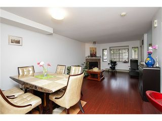 """Photo 6: 34 355 DUTHIE Avenue in Burnaby: Westridge BN Townhouse for sale in """"TAPESTRY"""" (Burnaby North)  : MLS®# V1062631"""