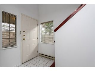 """Photo 3: 34 355 DUTHIE Avenue in Burnaby: Westridge BN Townhouse for sale in """"TAPESTRY"""" (Burnaby North)  : MLS®# V1062631"""