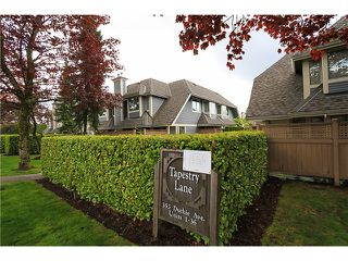 """Photo 2: 34 355 DUTHIE Avenue in Burnaby: Westridge BN Townhouse for sale in """"TAPESTRY"""" (Burnaby North)  : MLS®# V1062631"""