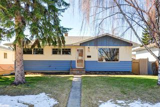 Photo 1: 25 HADDOCK Road SW in CALGARY: Haysboro Residential Detached Single Family for sale (Calgary)  : MLS®# C3614584
