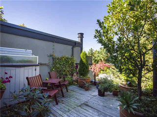 "Photo 18: 809 SAWCUT Street in Vancouver: False Creek Townhouse for sale in ""HEATHER POINT"" (Vancouver West)  : MLS®# V1086722"