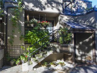 "Photo 2: 809 SAWCUT Street in Vancouver: False Creek Townhouse for sale in ""HEATHER POINT"" (Vancouver West)  : MLS®# V1086722"