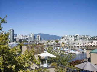 "Photo 19: 809 SAWCUT Street in Vancouver: False Creek Townhouse for sale in ""HEATHER POINT"" (Vancouver West)  : MLS®# V1086722"