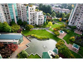 "Photo 16: 1505 1199 EASTWOOD Street in Coquitlam: North Coquitlam Condo for sale in ""Silkerk"" : MLS®# V1088798"