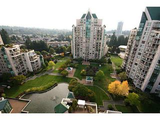 "Photo 15: 1505 1199 EASTWOOD Street in Coquitlam: North Coquitlam Condo for sale in ""Silkerk"" : MLS®# V1088798"