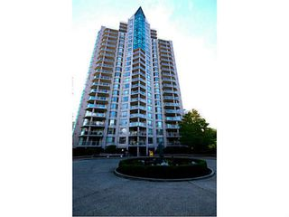 "Photo 1: 1505 1199 EASTWOOD Street in Coquitlam: North Coquitlam Condo for sale in ""Silkerk"" : MLS®# V1088798"
