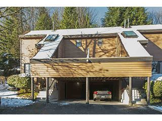"""Photo 1: 413 CARDIFF Way in Port Moody: College Park PM Townhouse for sale in """"EASTHILL"""" : MLS®# V1095904"""