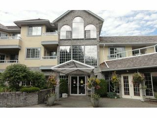 "Photo 2: 128 1653 140TH Street in Surrey: Sunnyside Park Surrey Townhouse for sale in ""Westminster House - Retirement Community"" (South Surrey White Rock)  : MLS®# F1429181"