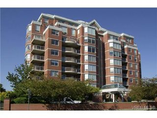 Photo 1: 903 630 Montreal Street in VICTORIA: Vi James Bay Condo Apartment for sale (Victoria)  : MLS®# 345907
