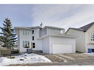 Photo 1: 68 STRADDOCK Crescent SW in Calgary: Strathcona Park House for sale : MLS®# C3653341