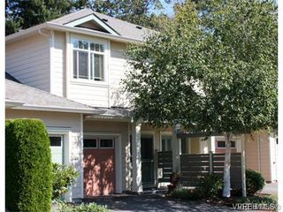 Photo 1: 74 850 Parklands Dr in VICTORIA: Es Gorge Vale Row/Townhouse for sale (Esquimalt)  : MLS®# 692887