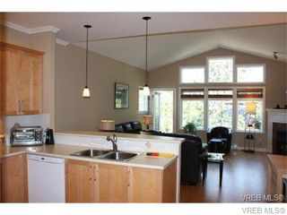Photo 7: 74 850 Parklands Drive in VICTORIA: Es Gorge Vale Townhouse for sale (Esquimalt)  : MLS®# 347010