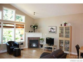 Photo 6: 74 850 Parklands Drive in VICTORIA: Es Gorge Vale Townhouse for sale (Esquimalt)  : MLS®# 347010