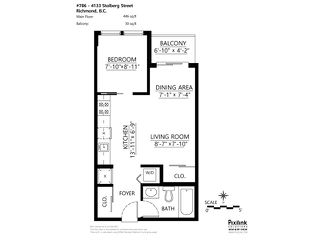 """Photo 19: 786 4133 STOLBERG Street in Richmond: West Cambie Condo for sale in """"REMY"""" : MLS®# V1111441"""