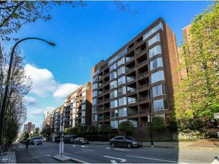 Photo 1: 905 1333 HORNBY Street in Vancouver: Downtown VW Condo for sale (Vancouver West)  : MLS®# V1121725
