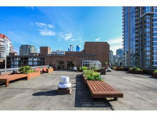 Photo 20: 905 1333 HORNBY Street in Vancouver: Downtown VW Condo for sale (Vancouver West)  : MLS®# V1121725