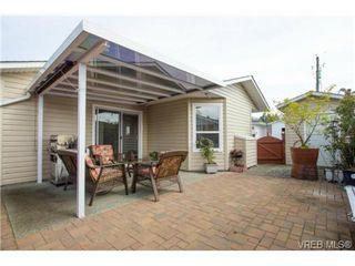 Photo 18: 41 7570 Tetayut Rd in SAANICHTON: CS Hawthorne Manufactured Home for sale (Central Saanich)  : MLS®# 707595