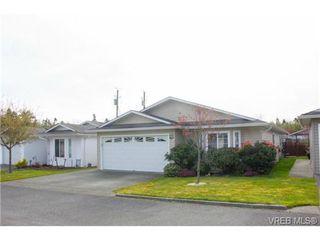 Photo 2: 41 7570 Tetayut Rd in SAANICHTON: CS Hawthorne Manufactured Home for sale (Central Saanich)  : MLS®# 707595