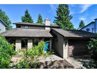 """Photo 1: 10190 158TH Street in Surrey: Guildford House for sale in """"SOMERSET"""" (North Surrey)  : MLS®# F1447532"""